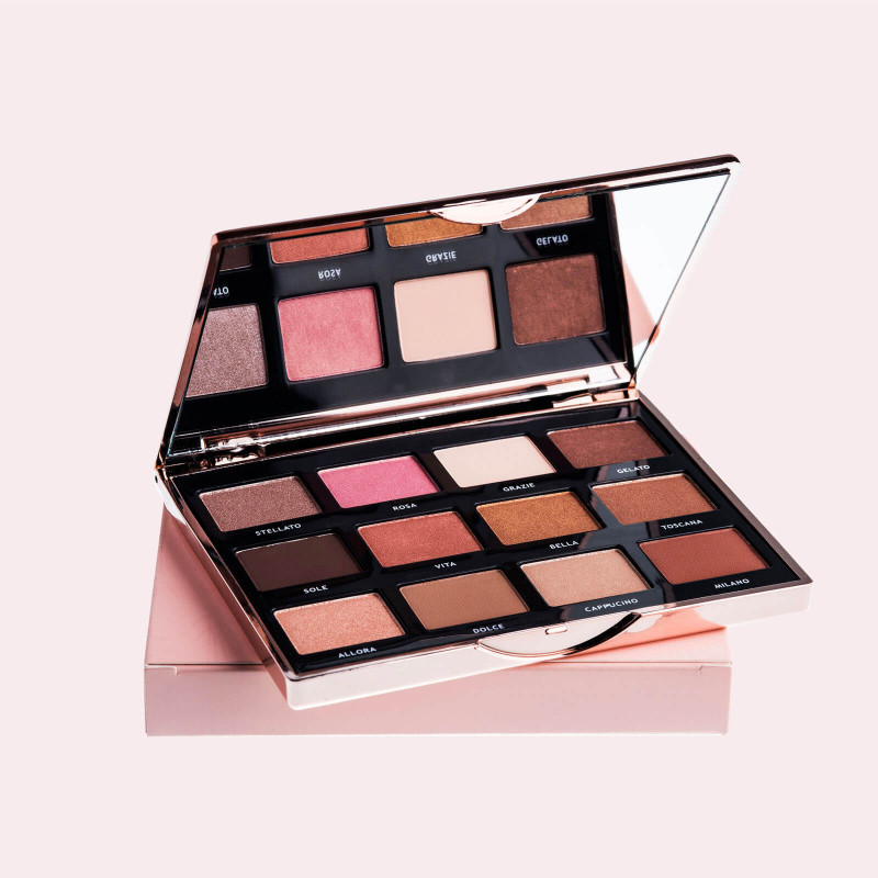 Amore Eyeshadow Palette, Php 2,450
