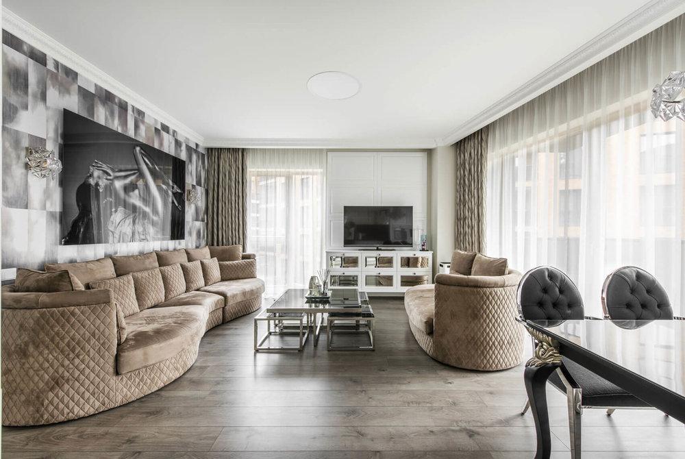 Modernios klasikos butas Vilniuje