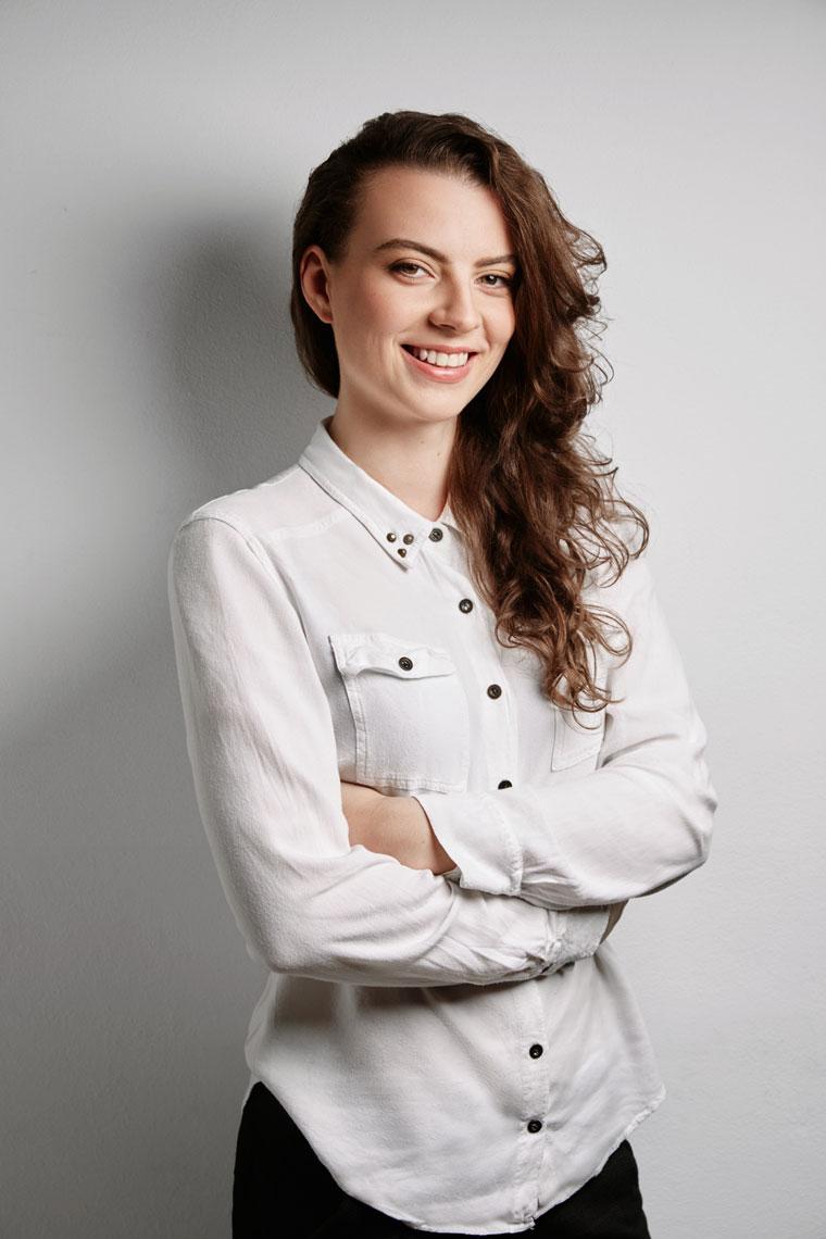 <h2>Justina Vasilevska</h2><p>Interjero dizainerė</p>