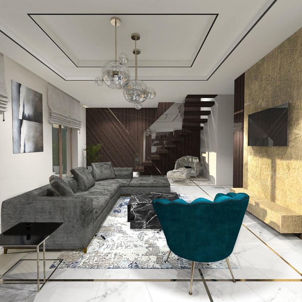 Modernus butas Vilniuje