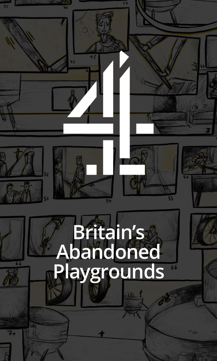 Channel 4 & Salt Street Abandoned Playgrounds