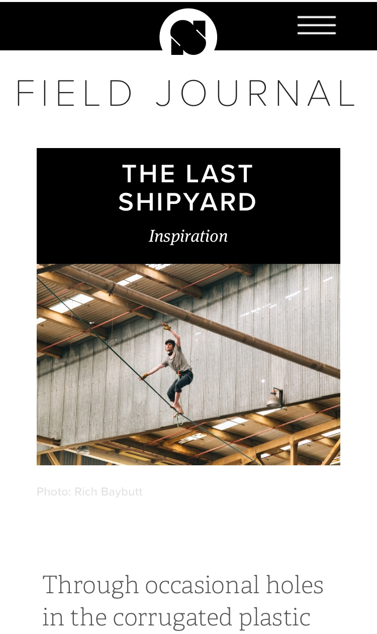 Sidetracked The Last Shipyard