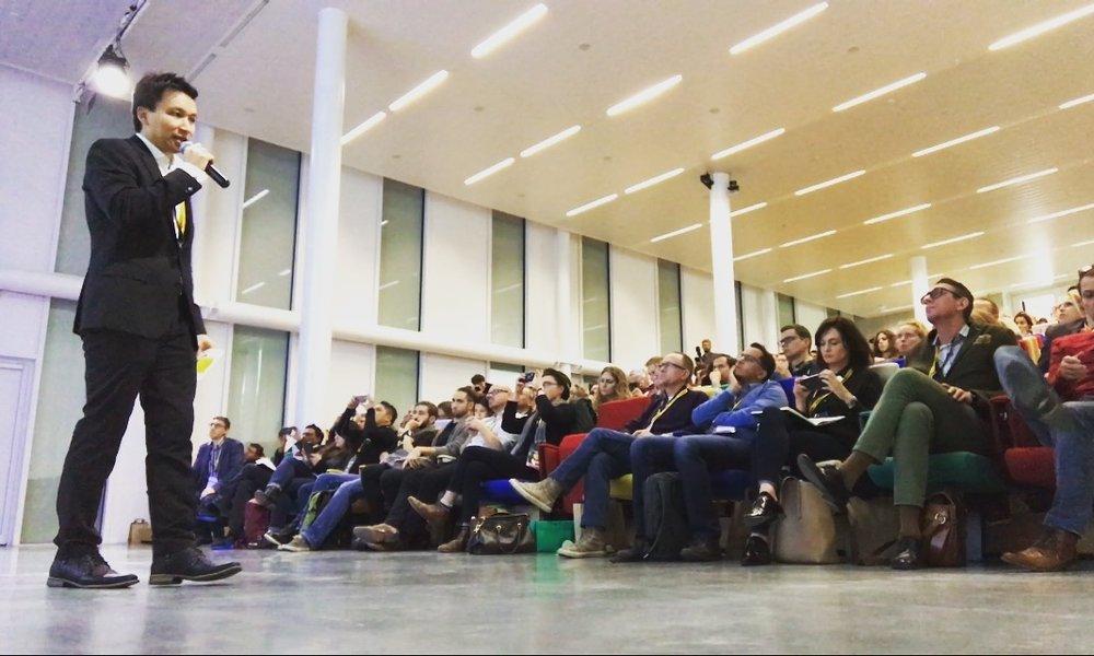 Coworking Europe 2016 Brussels
