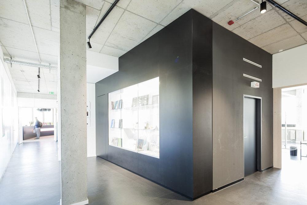 Design Akademie Berlin — STUDIO JULIA METZNER