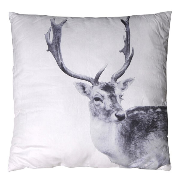 Large Deer Cushion £18.00 at The Hut