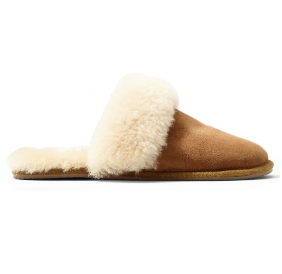 Sheepskin Mule Slipper £69.00 at Jigsaw