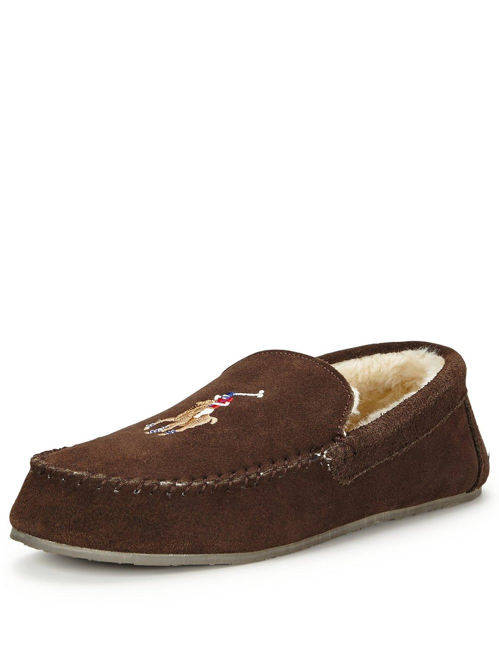 Ralph Lauren Moccasin Slipper £79.00 at Very