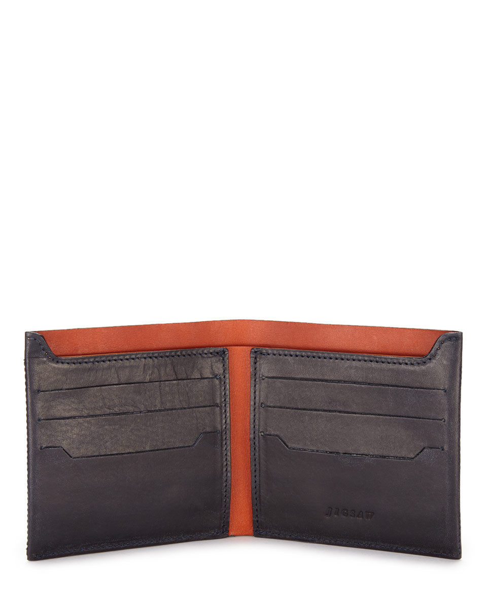 Contrast Leather Wallet £59 at Jigsaw