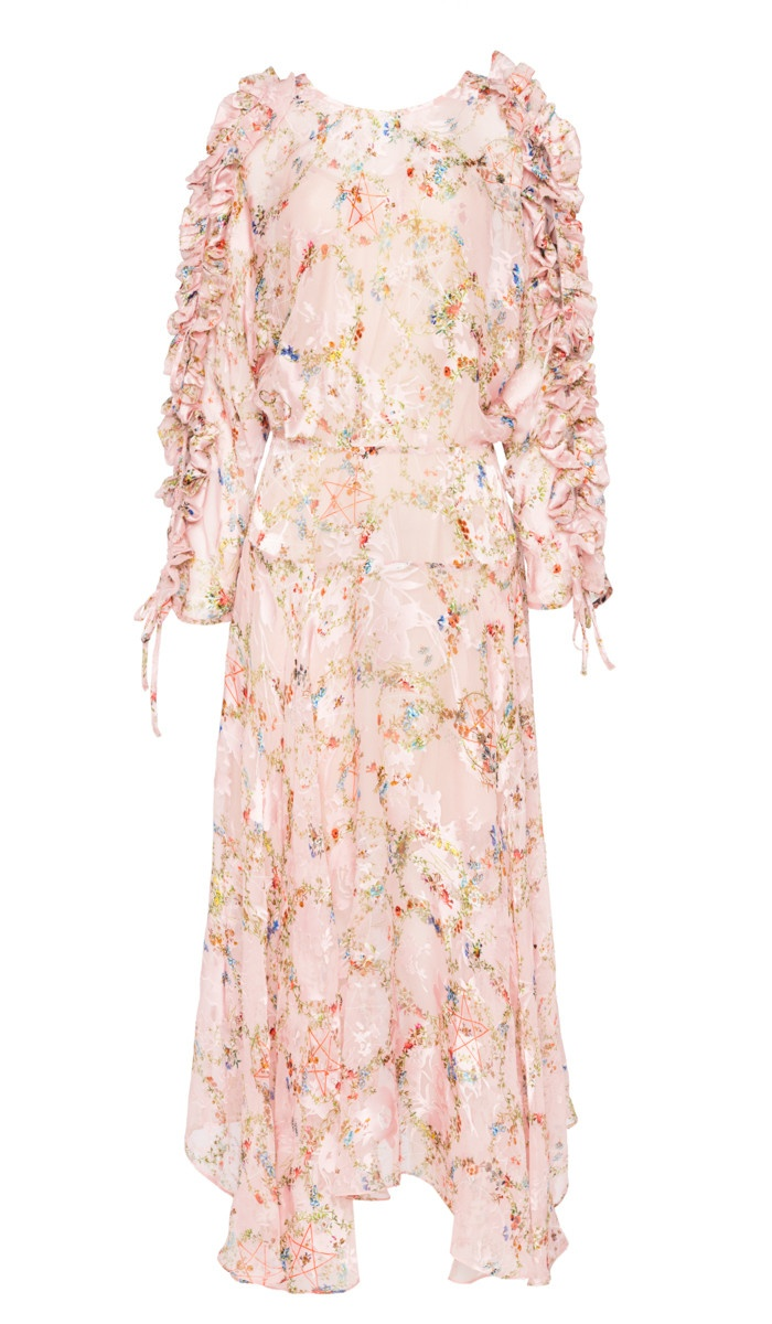 £1105 Preen by Thornton Bregazzi at Style.com
