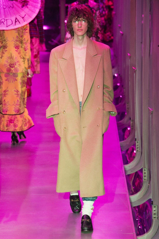 Gucci Fall 2017 Menswear