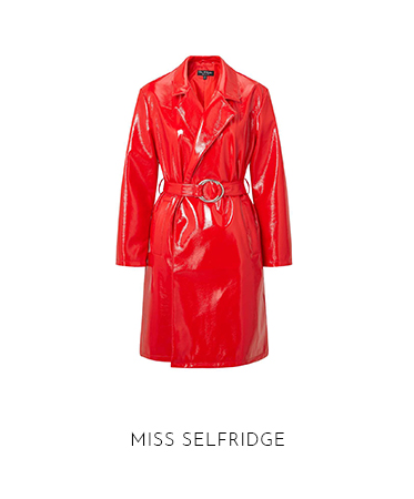 Miss Selfridge vinyl coat.jpg