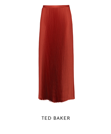 Ted Baker Pleated Skirt