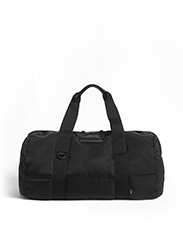 ALL SAINTS   Black Gym Bag
