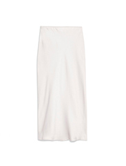 TOPSHOP  White Slip Skirt