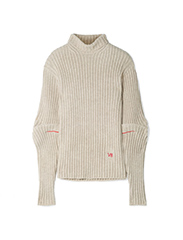 VICTORIA BECKHAM  Embroidered Sweater