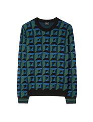 JOHN LEWIS & PARTNERS  Printed Sweater