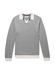 MR PORTER  Cotton Pique Polo Shirt