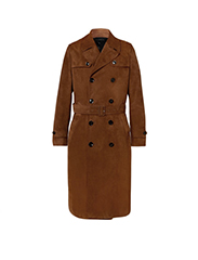 MR PORTER  Tom Ford Suede Trench