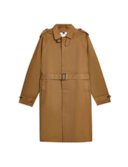 TOPMAN  Single Breasted Trench