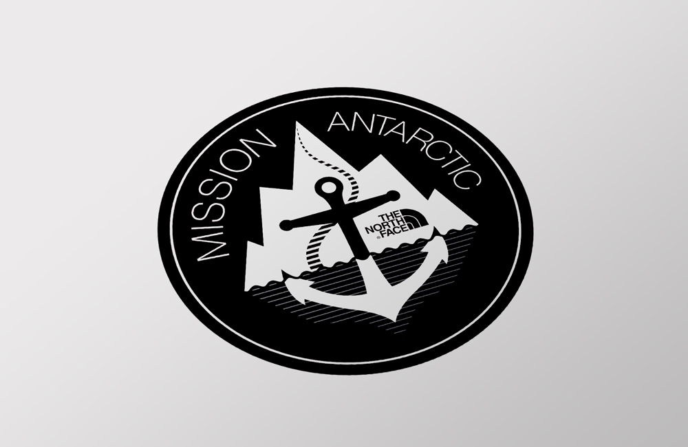 The North Face Mission Antartic Midnight Industries