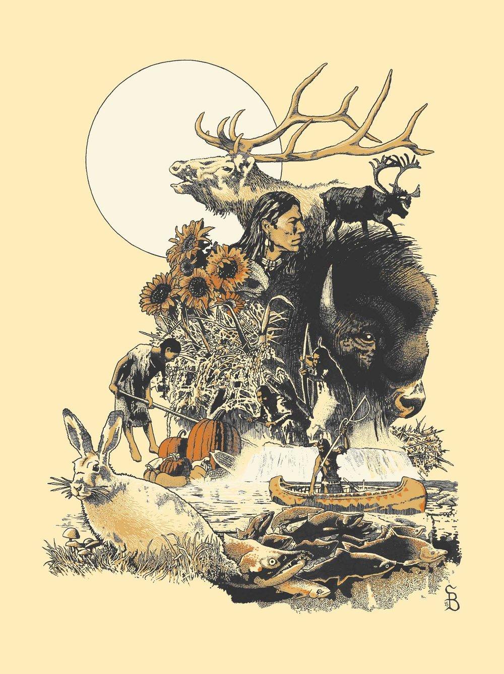 Harvest & The Hunt (2015)