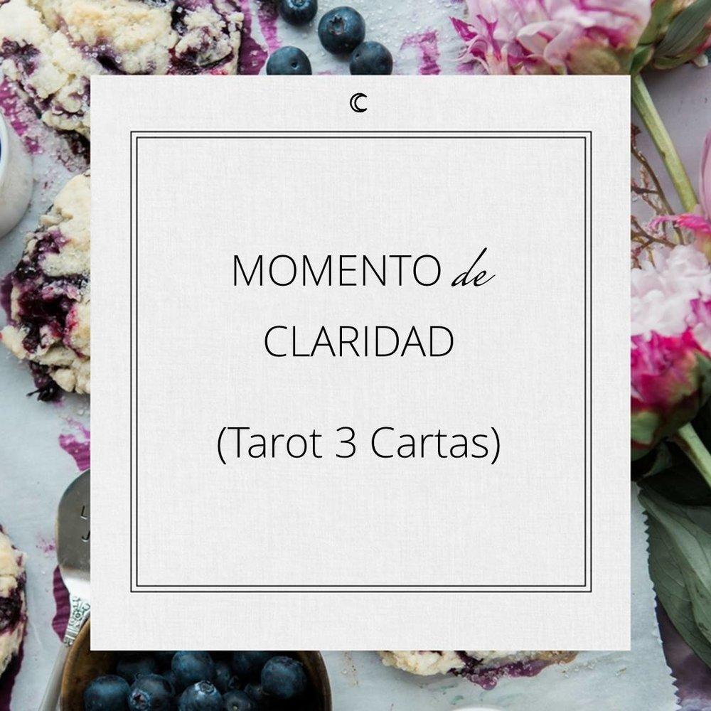 Tarot Claridad