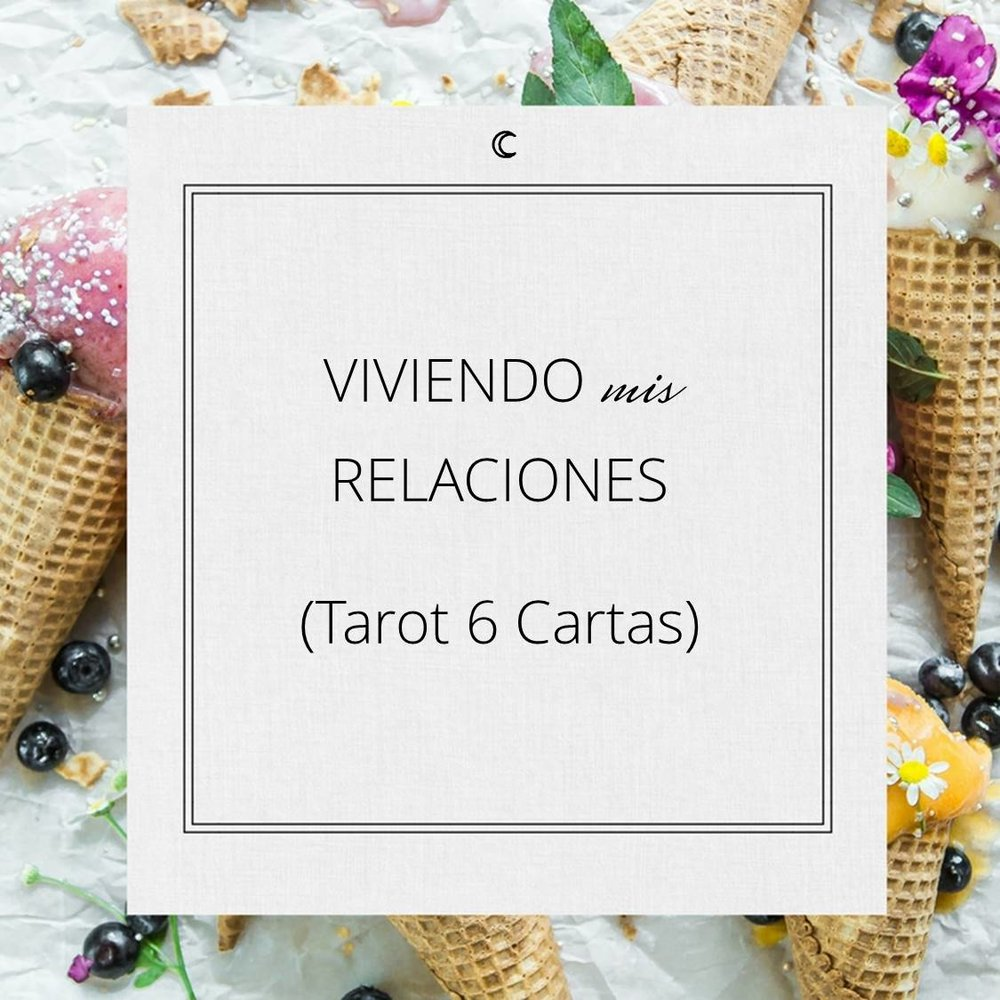 Tarot Relaciones