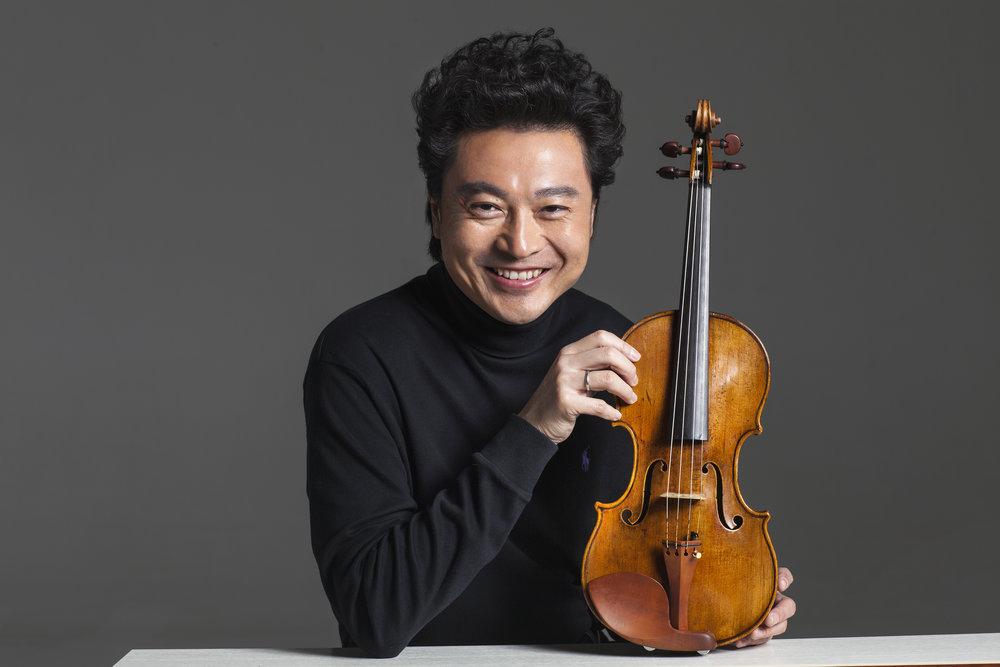 小提琴 吕思清  Violin Siqing Lu