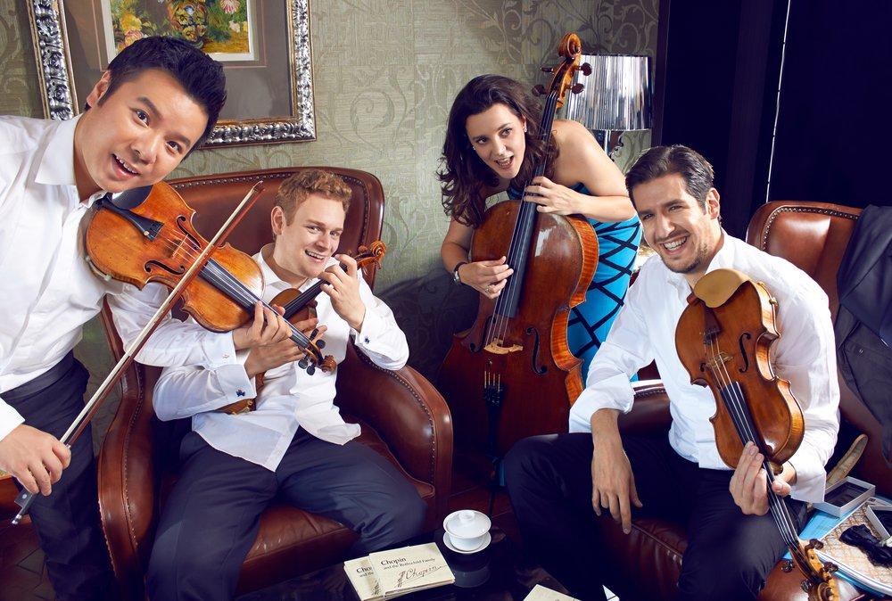 Stradivari Quartet