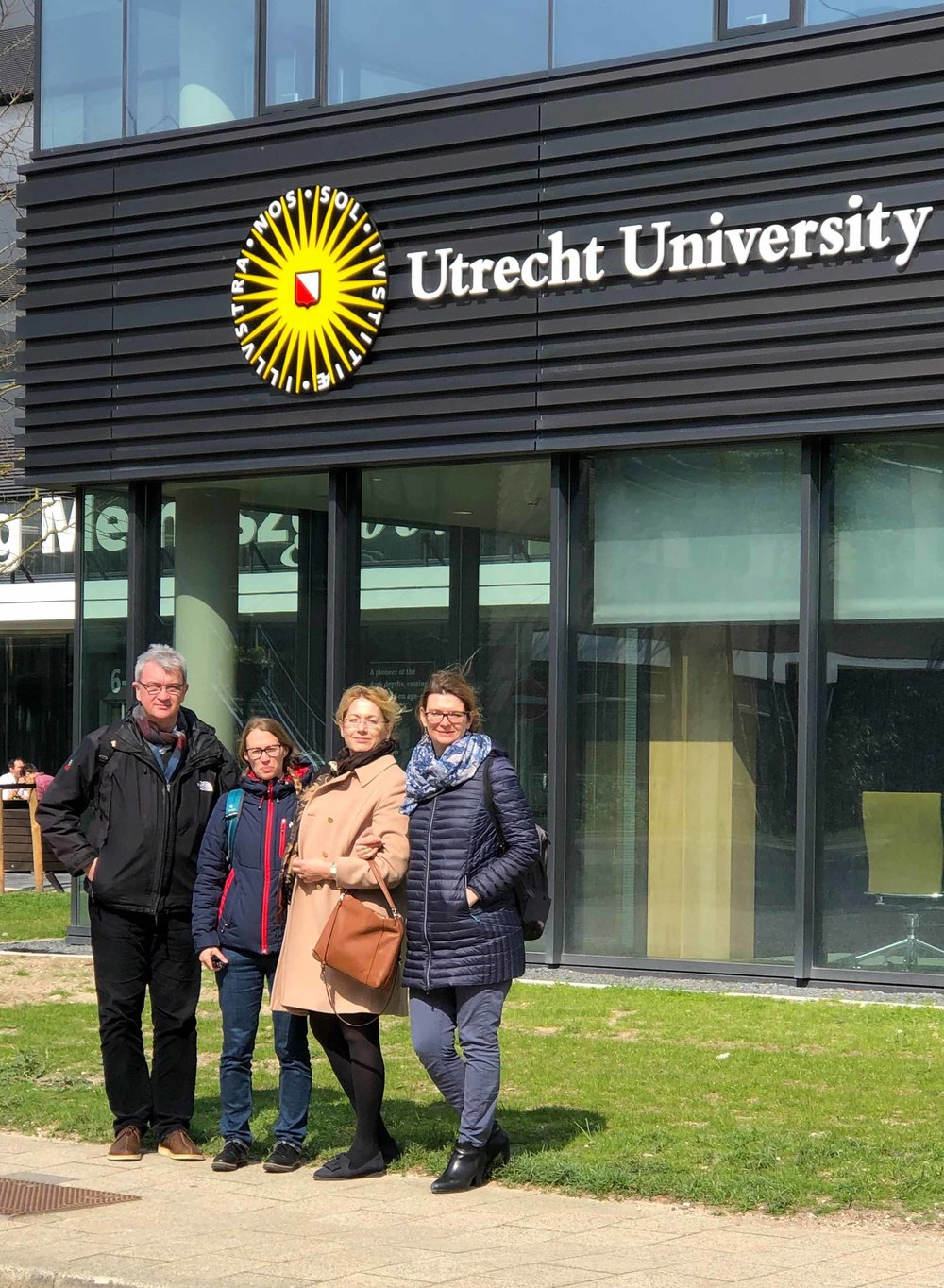 Urban Sharing team visiting Copernicus Institute at the University of Utrecht to present our work and exchange knowledge on the sharing economy with other researchers.