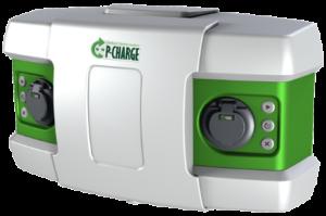 P-Charge Wallbox Duo