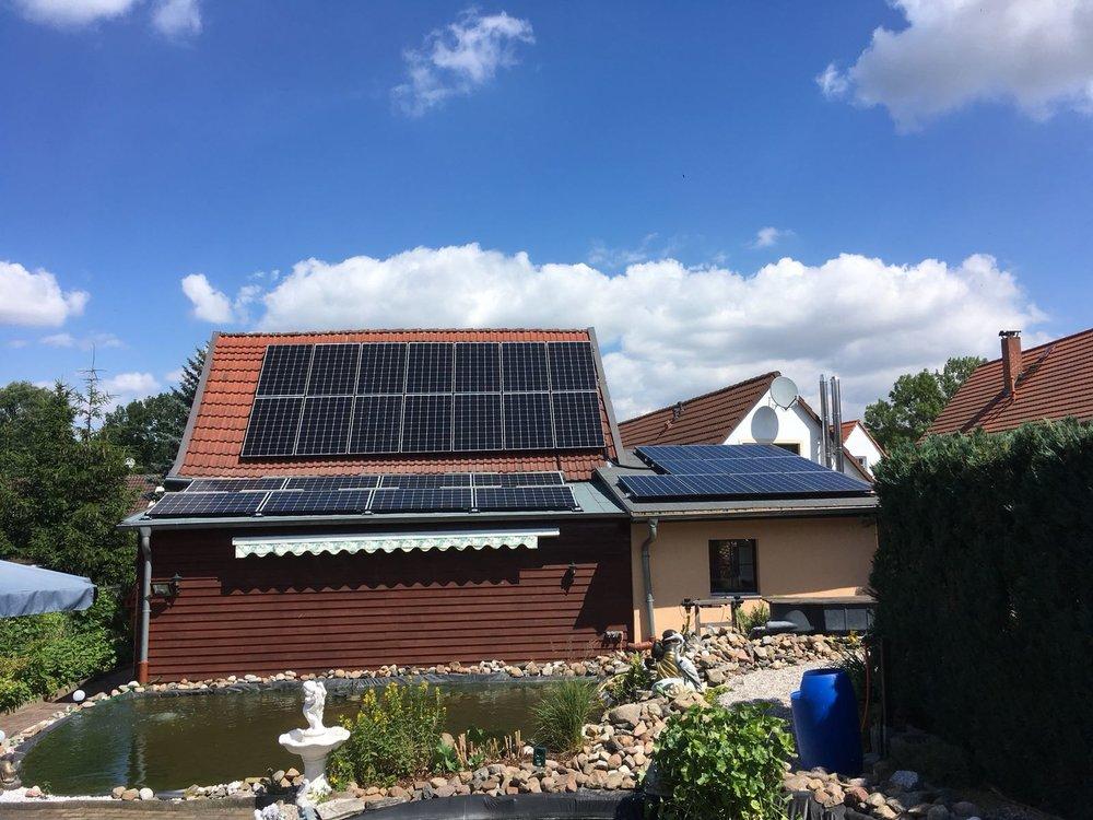 Rötha, IBC MonoSol, 4,27 kWp
