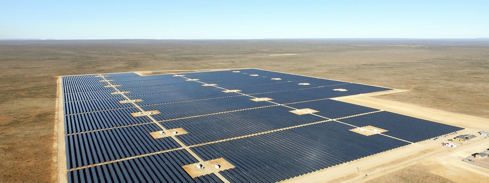 #4: Prieska Solar Plant  - Image: Sonnedix