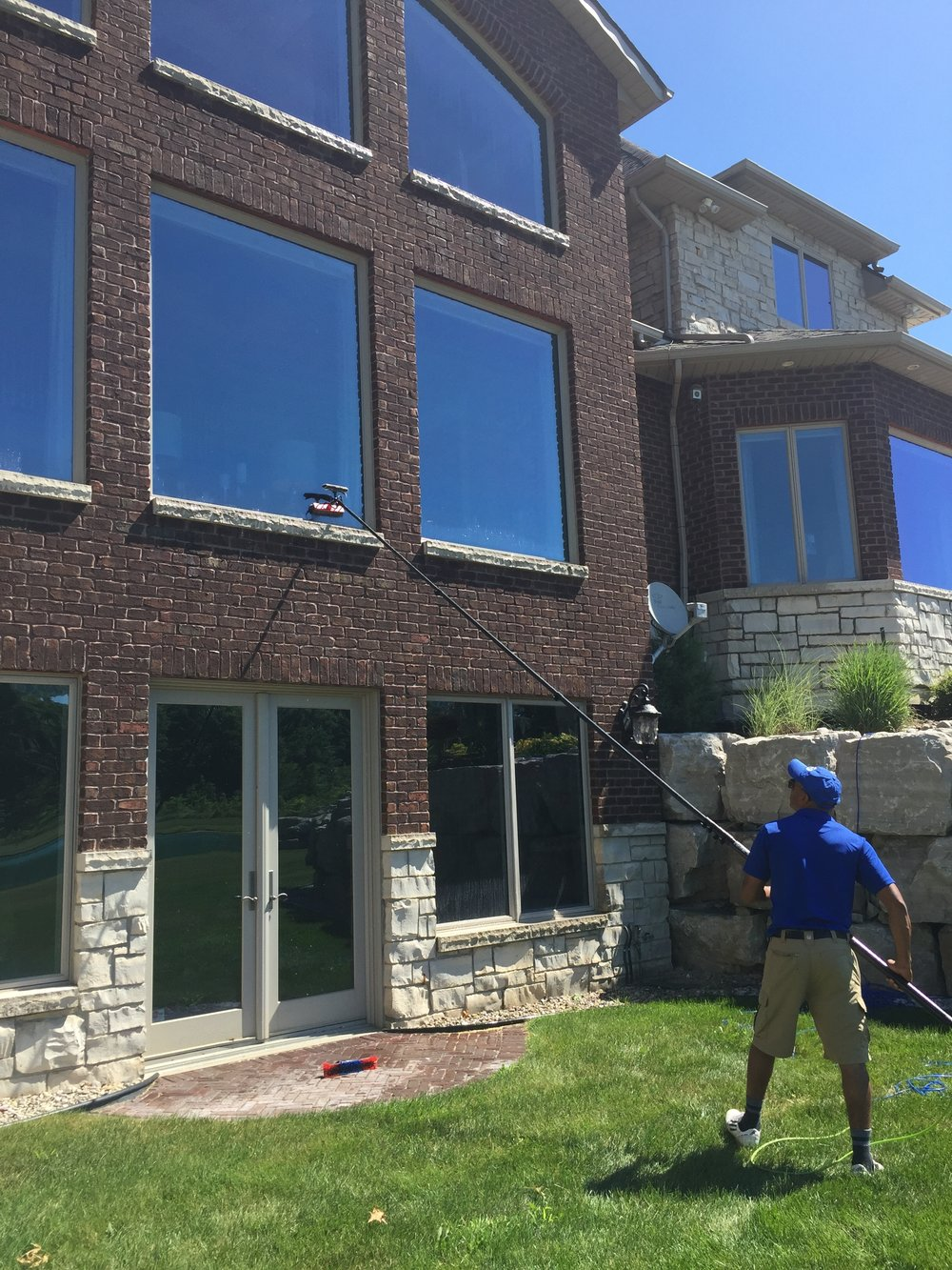 Window Washing Windsor