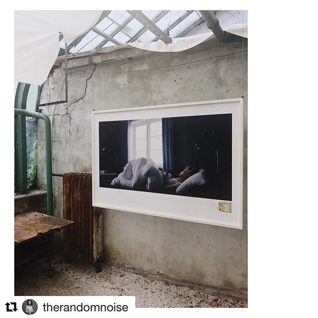 #thankyou #therandomnoise #for #mentioning #y_contemporary #temporarygallery #thomaszanonlarcher
