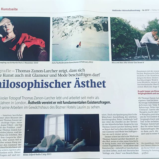 #thankyou #SWZ #scenesintheglasshouse #review #thomaszanonlarcher #mornig #reading #☕️📰