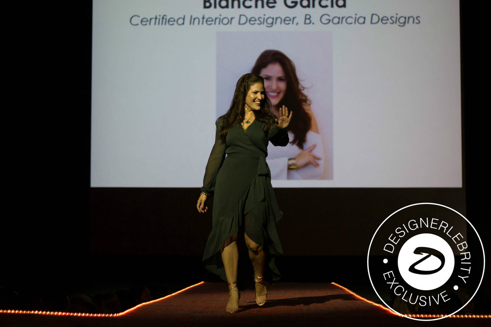 Blanche Garcia - Certified Interior Designer, B. Garcia DesignsJudging: 'Best Use of Materials'