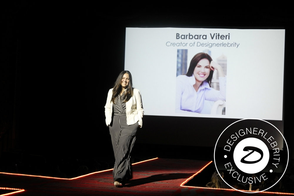 Barbara Viteri  - Creator of DesignerlebrityJudging: Best Interpretation of Theme