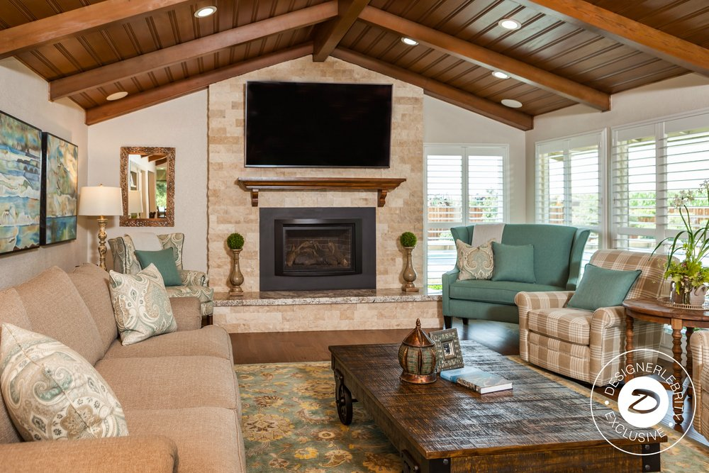 Exclusive Interior Designer Wendy Glaister Gives A Ranch Redux The