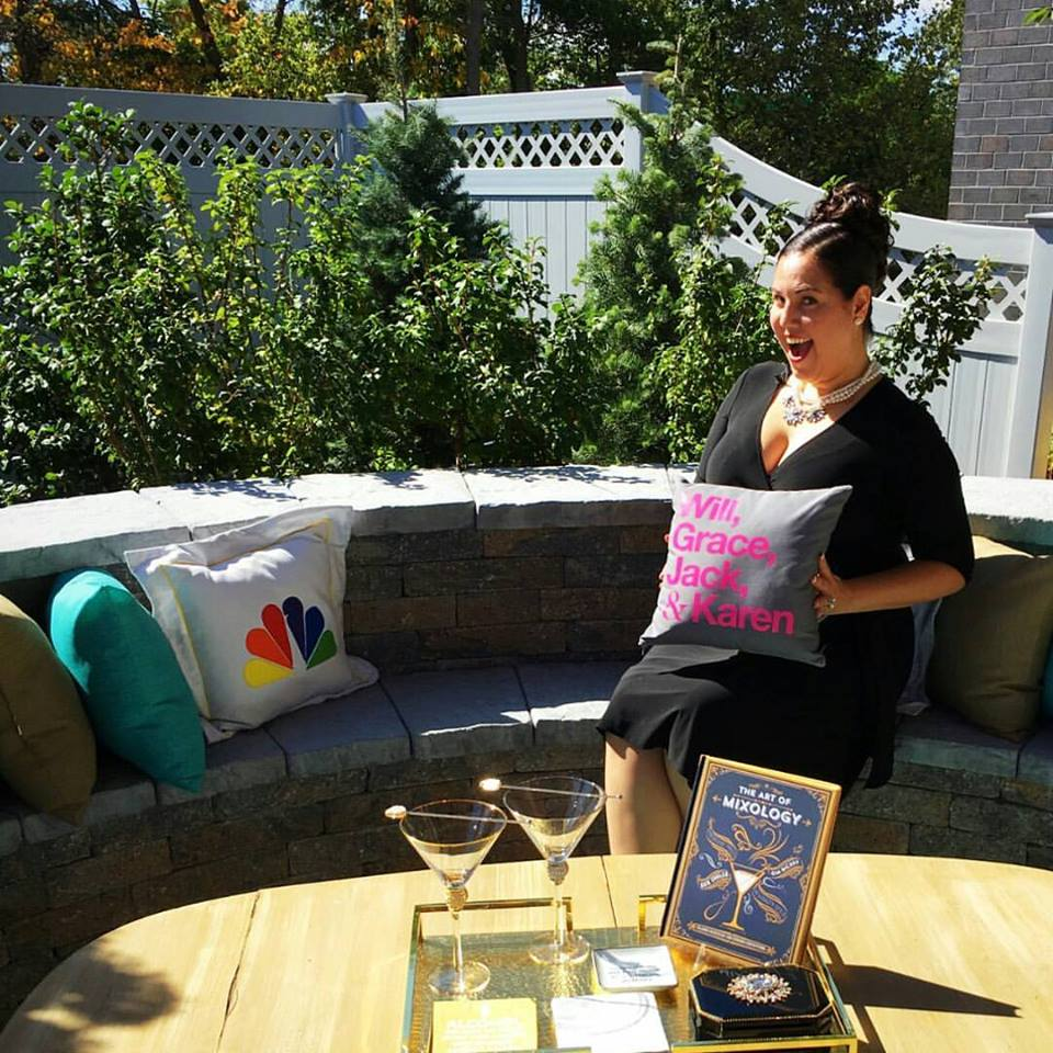 VIDEO: Barbara Viteri Hits NBC! Talks About Designerlebrity's