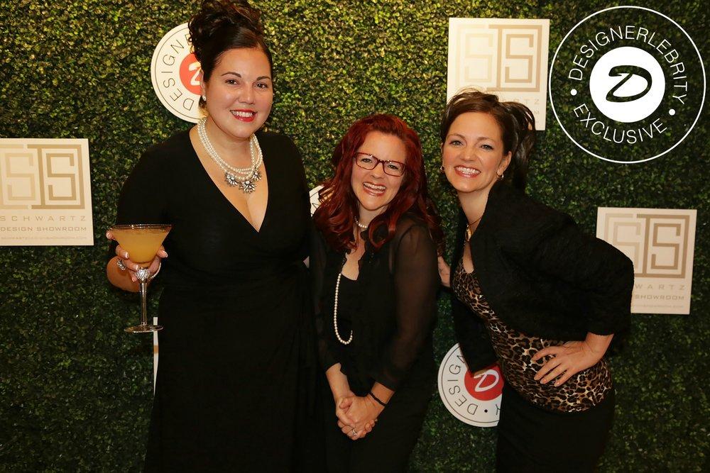 Tastefully Inspired Press Team, Kathleen Bandaruk & Carol Richmond