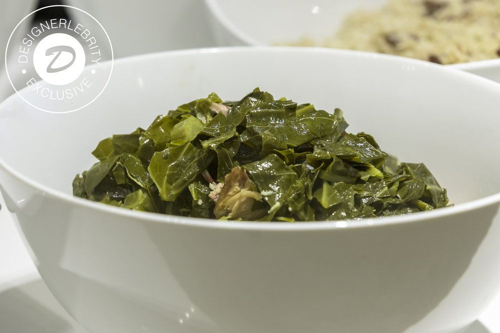 Collard Greens with Smoked Turkey -
