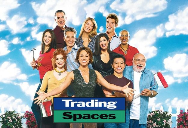 Courtsey of Trading Spaces