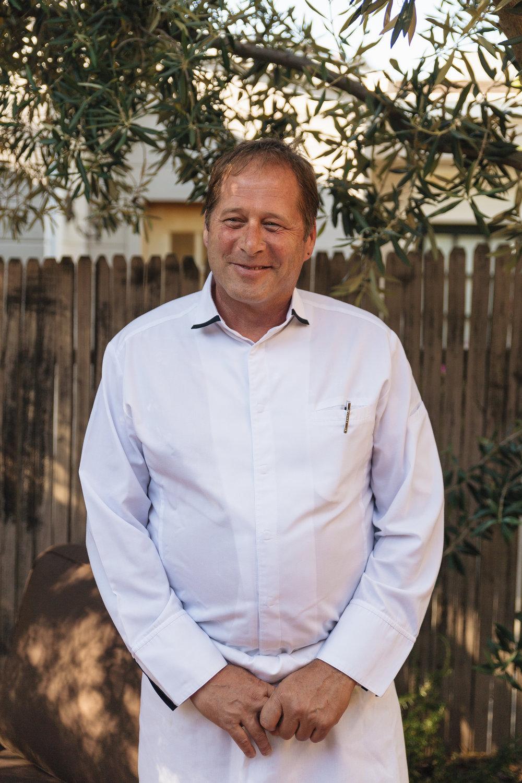 David Kinch von Manresa