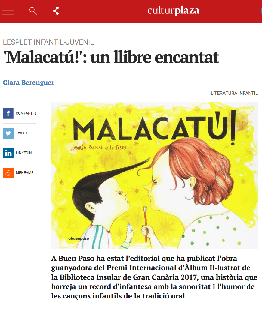 Malacatu#Clara Berenguer