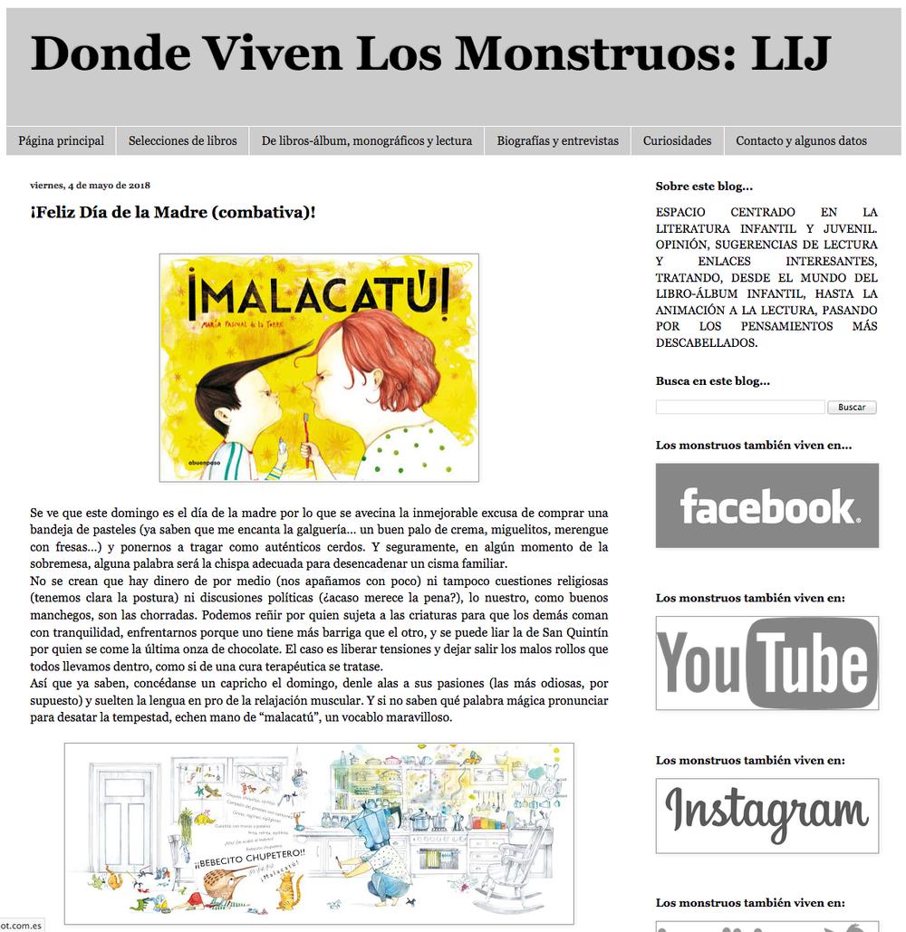 Donde Viven Los Monstruos#Malacatú