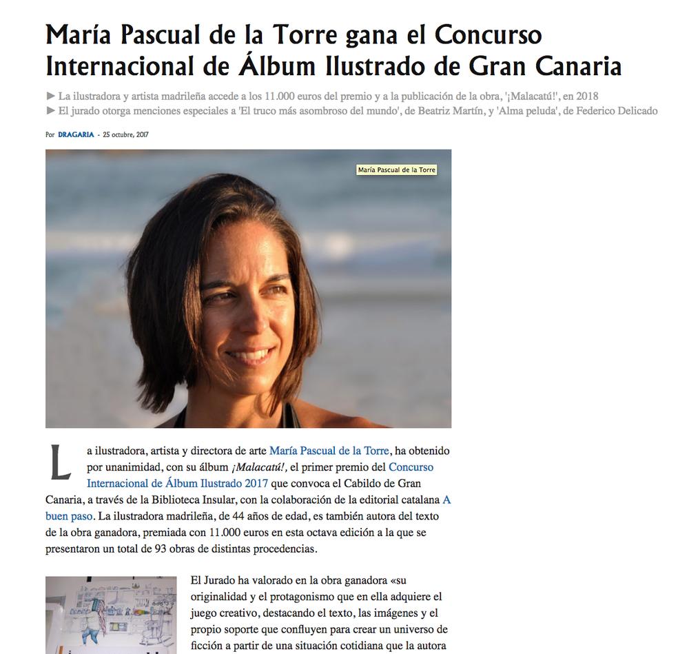 Premio#Concurso#Internacional#Album#Ilustrado#Malacatu