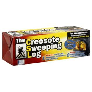 CSL or Chimney Sweeping Log