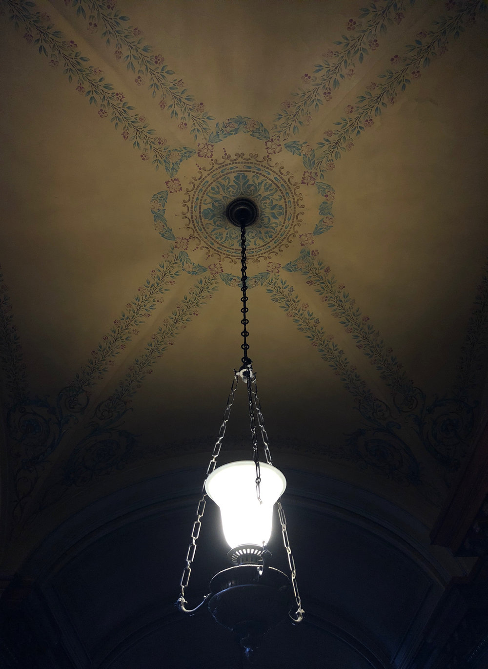 Albert House Light Fixture