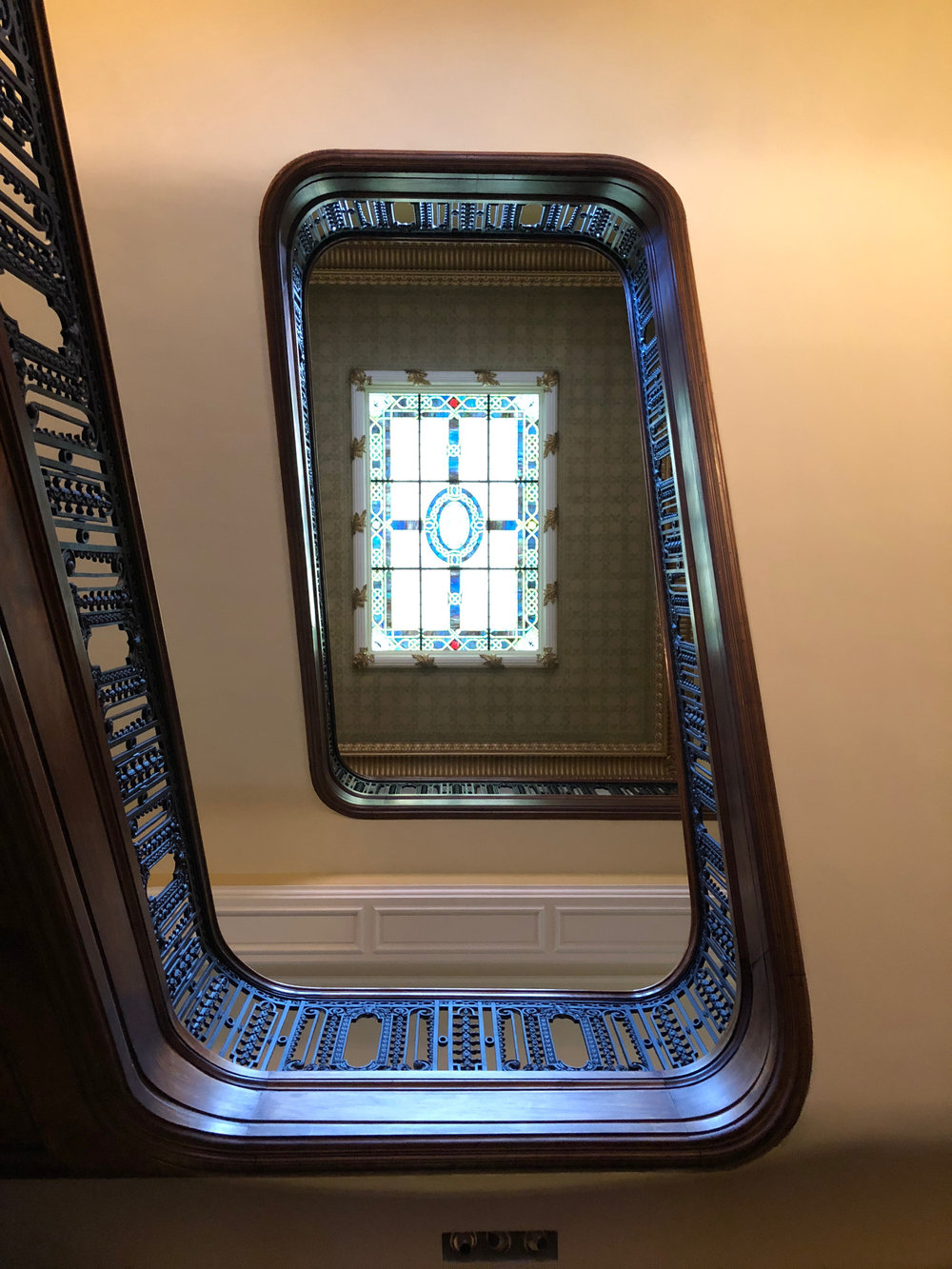 Albert House Stair